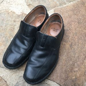 Clarks Mens Slip-On Shoes Size 11